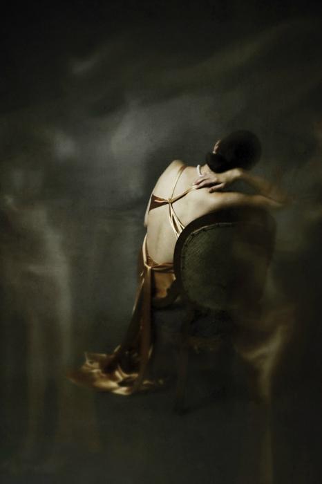 Её душа. Автор фото: Жозефина Карди (Josephine Cardin).