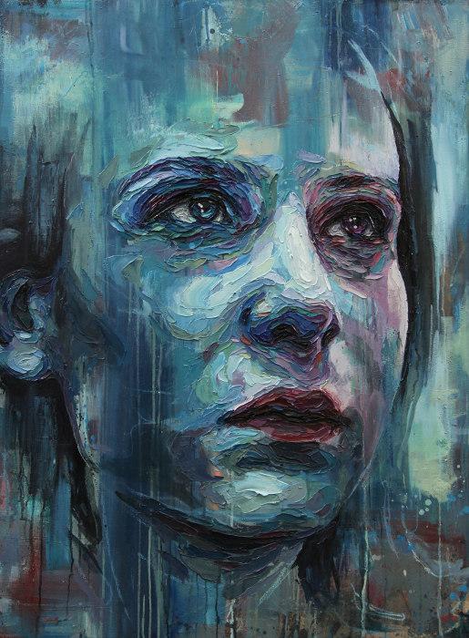 Усидчивость. Автор: Joshua Miels.
