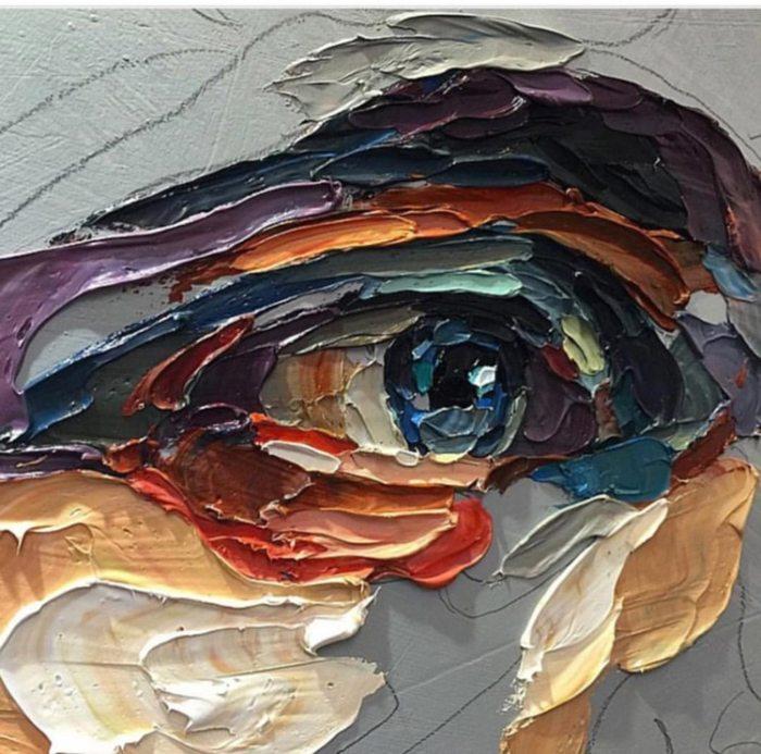Коллектор (фрагмент). Автор: Joshua Miels.