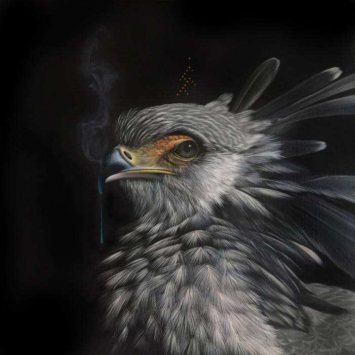 "Ðкзотические птицы в рабоÑ'Ð°Ñ Ð""жози Морвей."