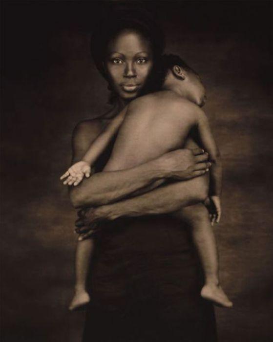 Художественная фотография обнажённых женщин фото 492-547