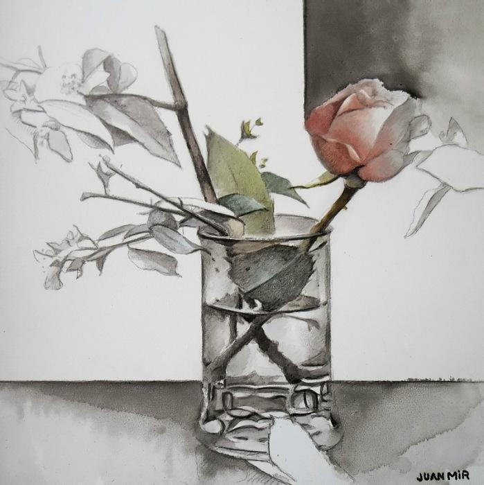 Роза. Автор: Juan Mir.