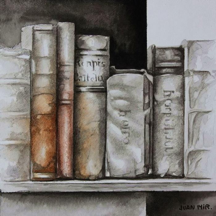Приходи ко мне читать книги. Автор: Juan Mir.