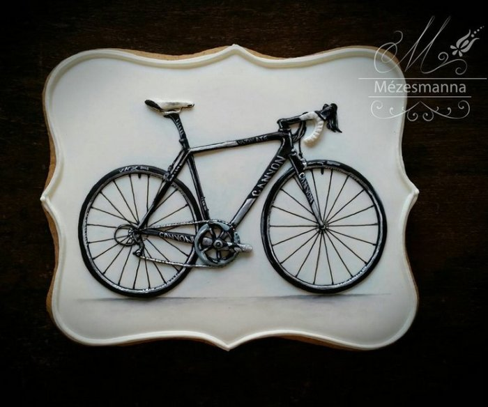 Велосипед. Автор: Judit Czinkne Poor.
