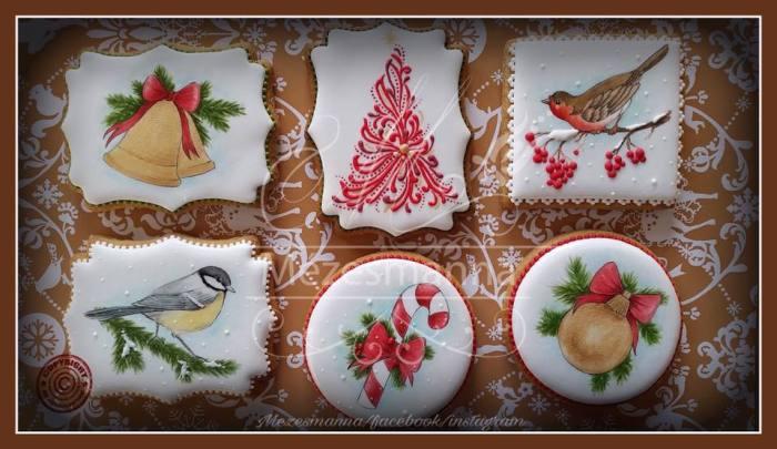 Рождественские сладости. Автор: Judit Czinkne Poor.
