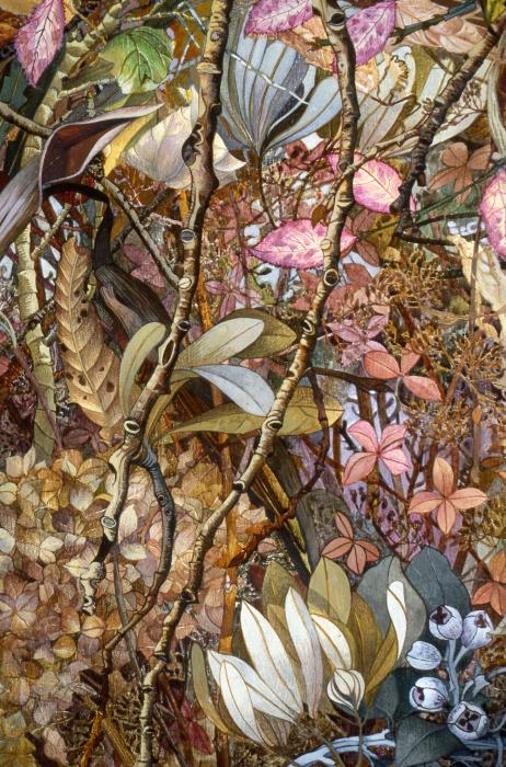 Тайны леса. Автор: Judy Garfin.