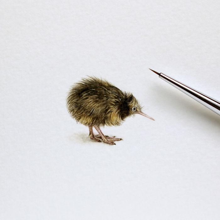 Птичка. Автор: Julia Las.