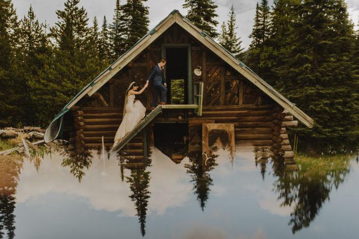 Маннинг Провинциальный парк, Британская Колумбия, Канада.