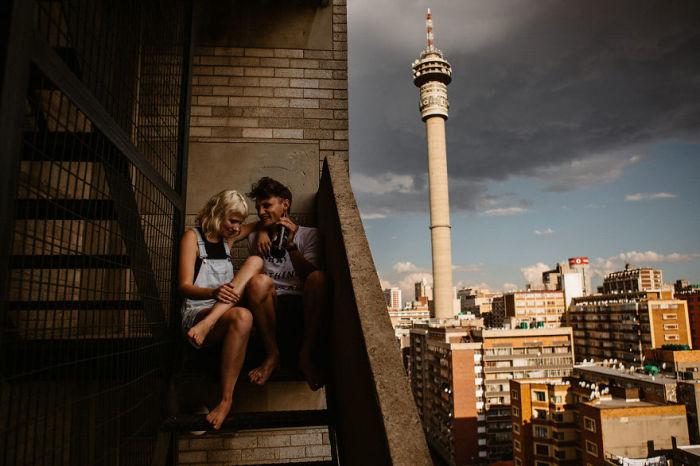 Йоханнесбург, Южная Африка.