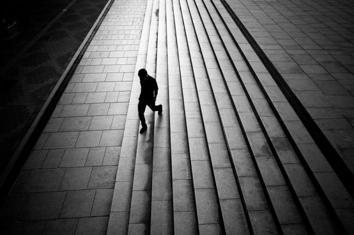 Во второй половине дня. Автор фото: Джуничи Хакояма (Junichi Hakoyama).