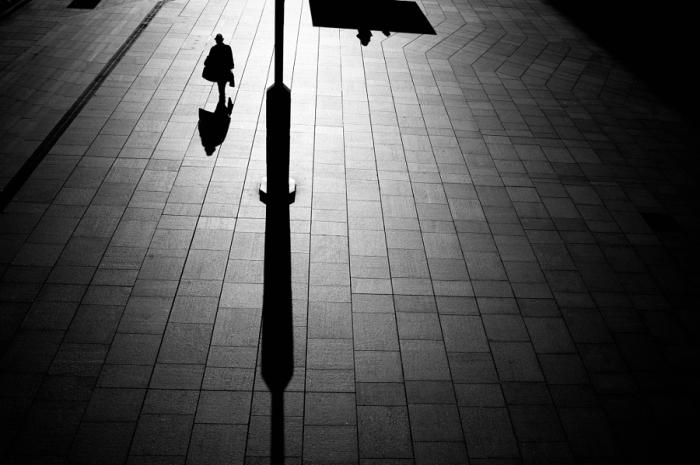 Сумерки. Автор фото: Джуничи Хакояма (Junichi Hakoyama).