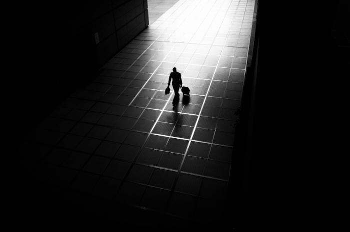 Ворота. Автор фото: Джуничи Хакояма (Junichi Hakoyama).