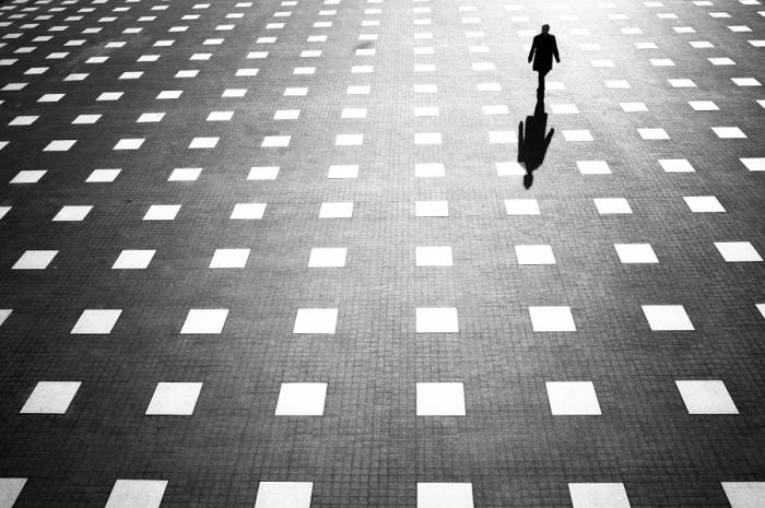 Точки. Автор фото: Джуничи Хакояма (Junichi Hakoyama).