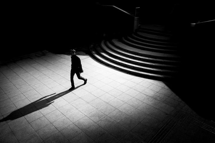 Ворота света.  Автор фото: Джуничи Хакояма (Junichi Hakoyama).
