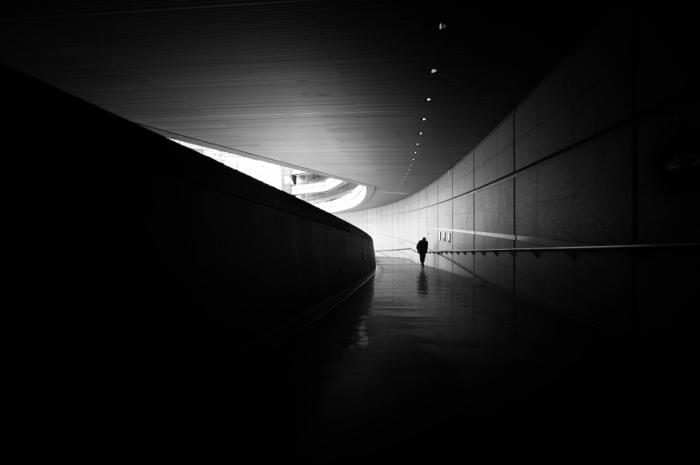 Длинный уклон. Автор фото: Джуничи Хакояма (Junichi Hakoyama).