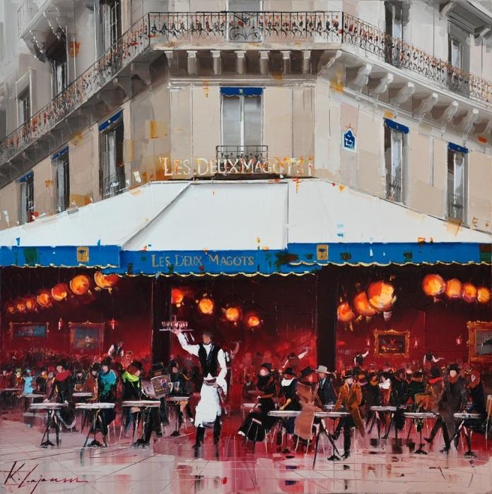 Маленький Париж. Автор: Kal Gajoum.