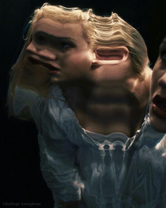 В плену своих страхов. Автор фото:  Kalliope Amorphous.