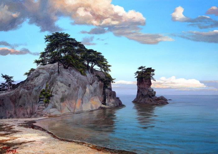 Рай на земле. Автор: Kang Jung Ho.