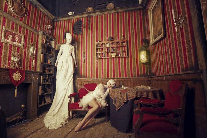 Нежданная гостья. Автор: Karen Jerzyk.