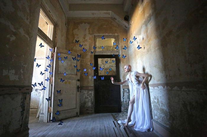 Повелитель бабочек. Автор: Karen Jerzyk.