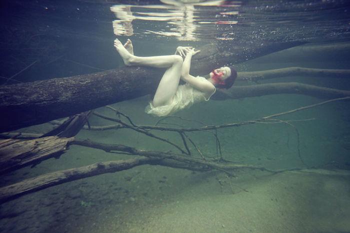 После наводнения. Автор: Karen Jerzyk.