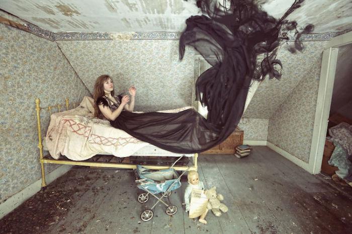 Кошмар пробуждения. Автор: Karen Jerzyk.