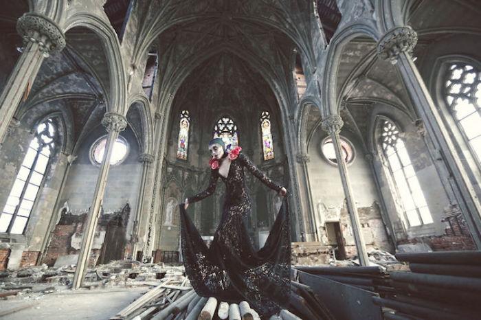 Чёрная королева. Автор: Karen Jerzyk.