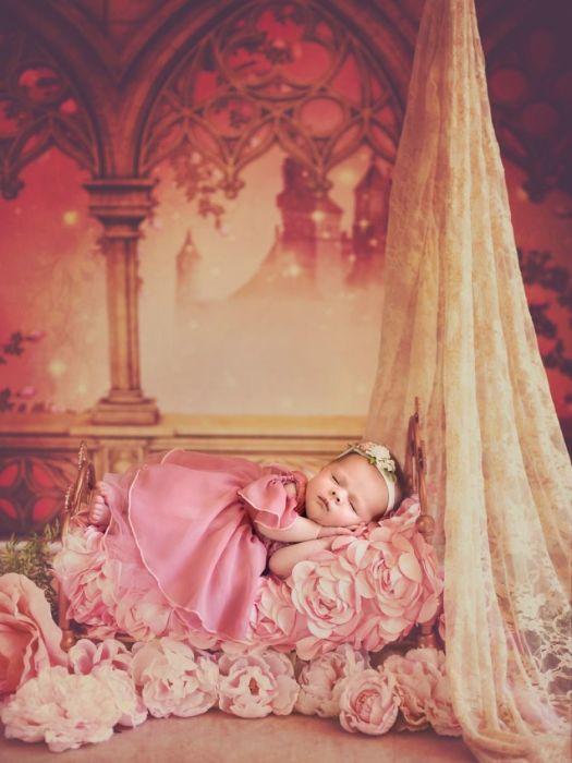 Образ Авроры из Спящей красавицы. Автор: Karen Marie.