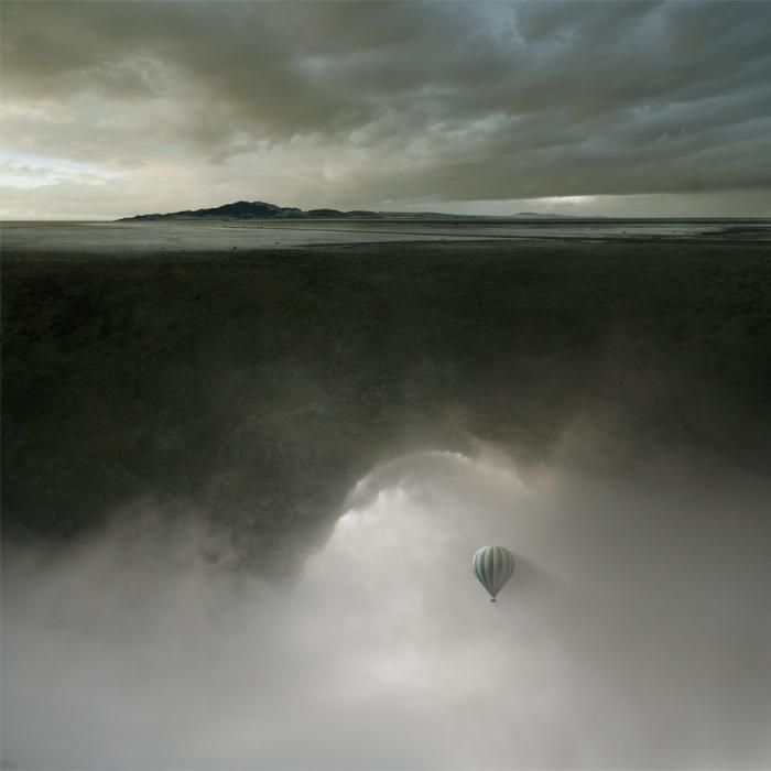 Суша. Автор фотоиллюстрации: Karezoid Michal Karcz.