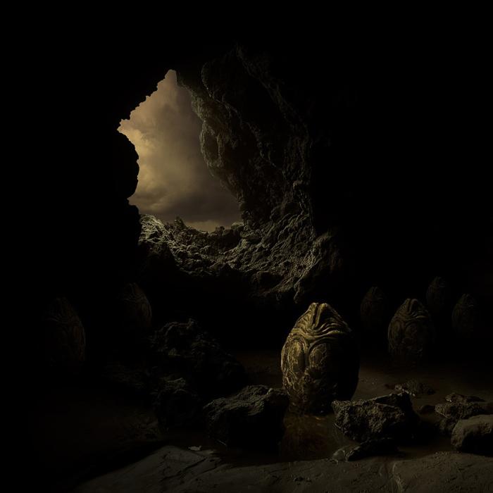 Пещера потаенных знаний. Автор фотоиллюстрации: Karezoid Michal Karcz.