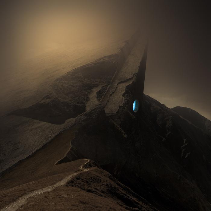 Место, чтобы звонить домой. Автор фотоиллюстрации: Karezoid Michal Karcz.