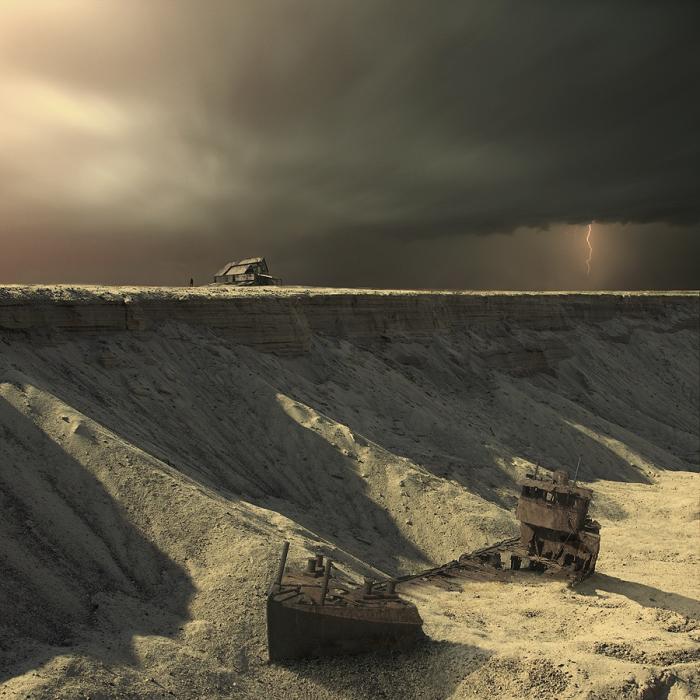 Последний форпост.  Автор фотоиллюстрации: Karezoid Michal Karcz.