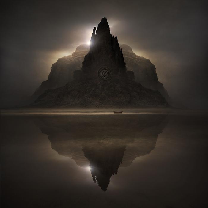 Темный компаньон. Автор фотоиллюстрации: Karezoid Michal Karcz.