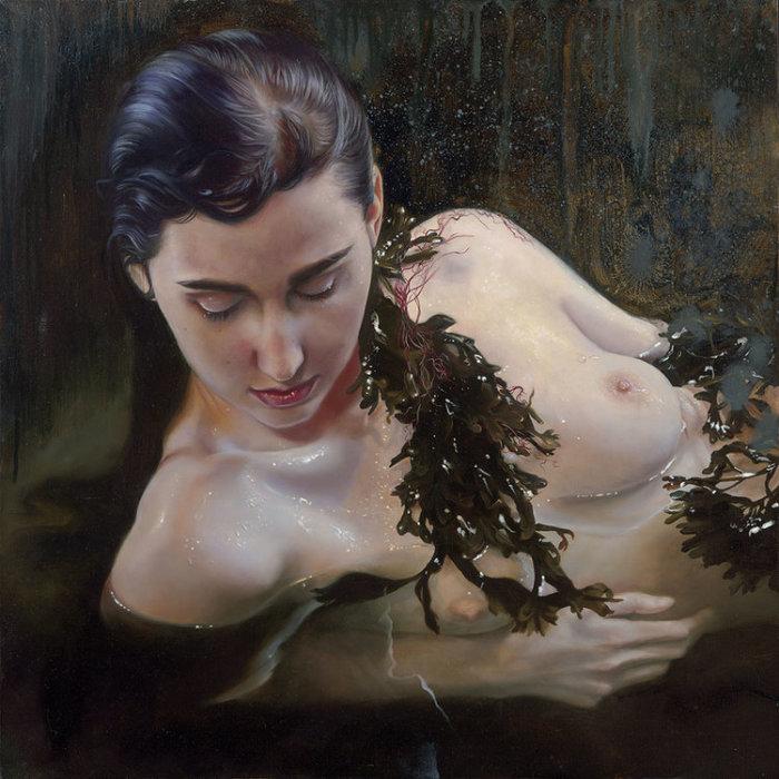 Гладкость кожи. Автор: Kari-Lise Alexander.