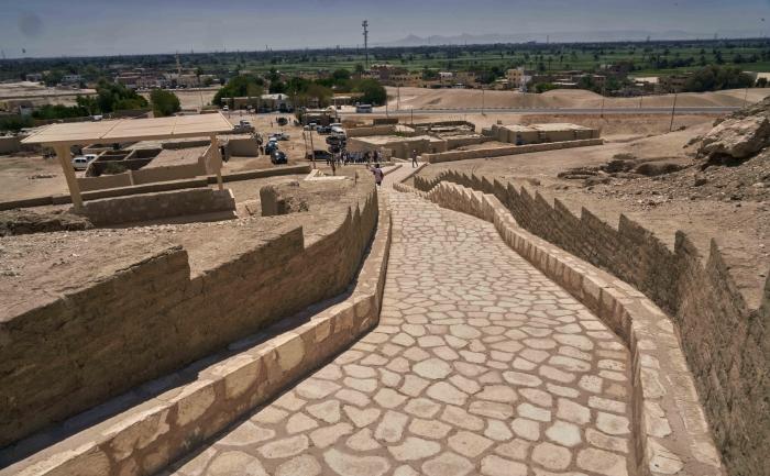 Проект ARCE включал установку новой инфраструктуры для размещения посетителей.