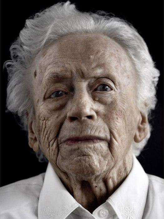 Марта Нойгебауэр. Дата рождения: 9 октября 1906 года.