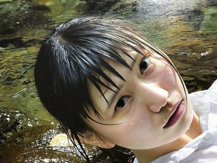 Фрагмент картины. Автор: Kei Mieno.