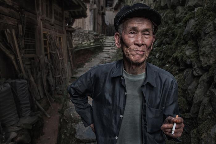 Местные житель, Китай. Автор работ: Кен Коскела (Ken Koskela).