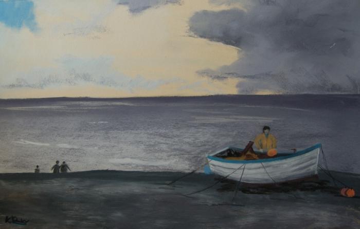 Картины Киерона Уильямсона (Kieron Williamson).