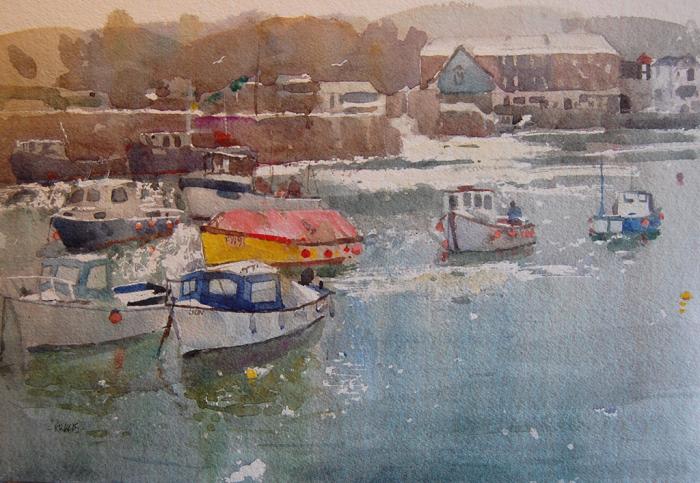 13-летний художник Киерон Уильямсон (Kieron Williamson).