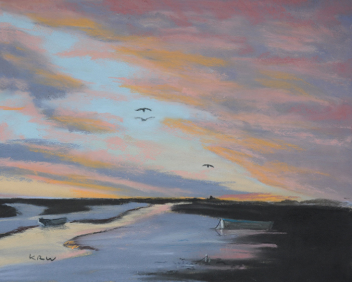 Таланту Киерона Уильямсона (Kieron Williamson) могут позавидовать даже состоявшиеся художники.