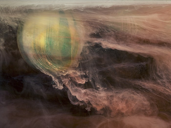 Воздушный шар. Автор: Kim Keever.
