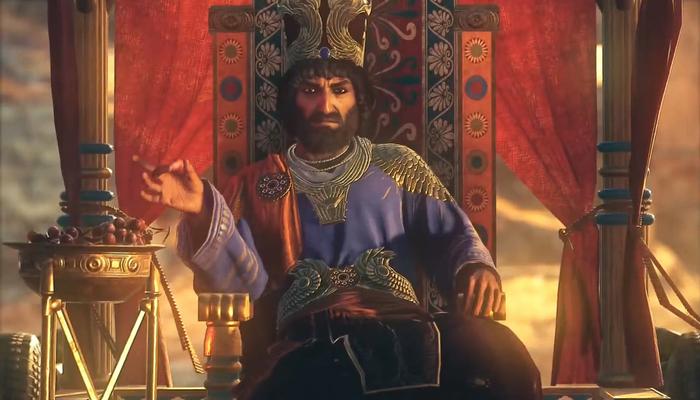 Как персидский царь чуть не обанкротил свою страну и другие малоизвестные факты из жизни Ксеркса I