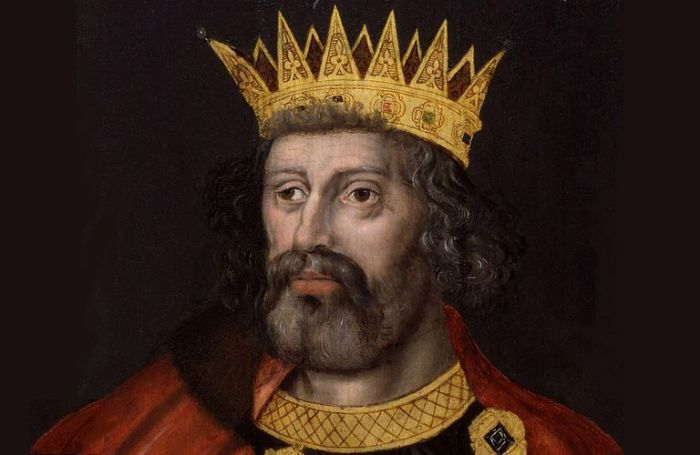 Король Эдуард II. \ Фото: thoughtco.com.