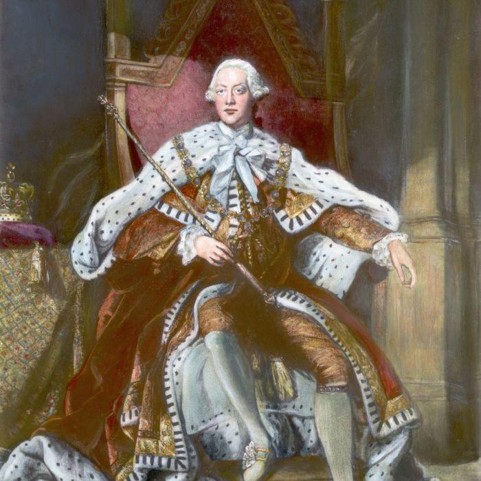 Безумный король. \ Фото: thoughtco.com.