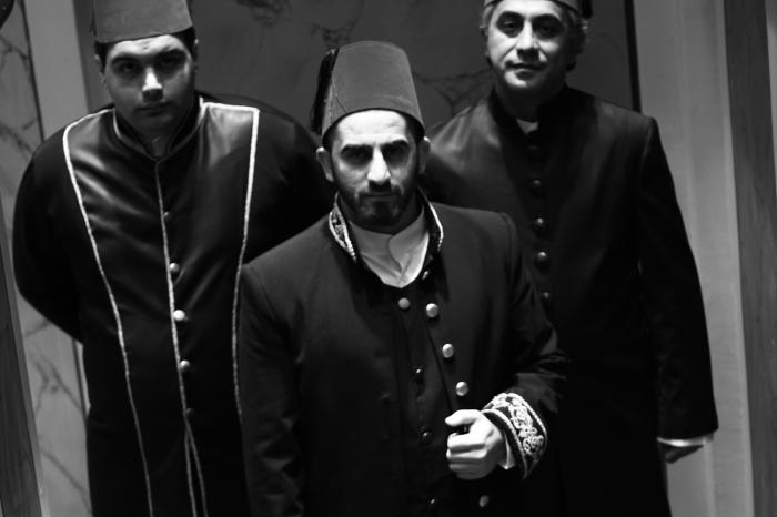 Султан Османской империи. \ Фото: sultanswomen.com.
