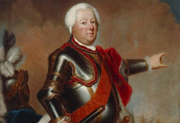 Фридрих Вильгельм I. \ Фото: hovikcharkhchyan.wordpress.com.