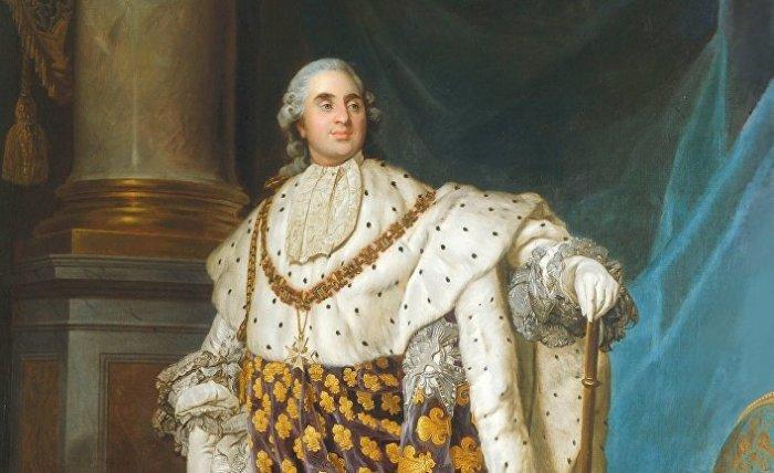 Людовик XVI. \ Фото: inosmi.ru.
