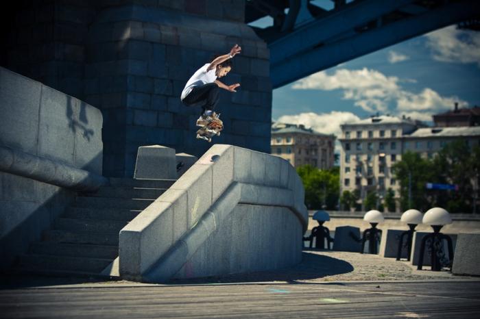 Опа-оп! Автор фото: Kirill Umrikhin.