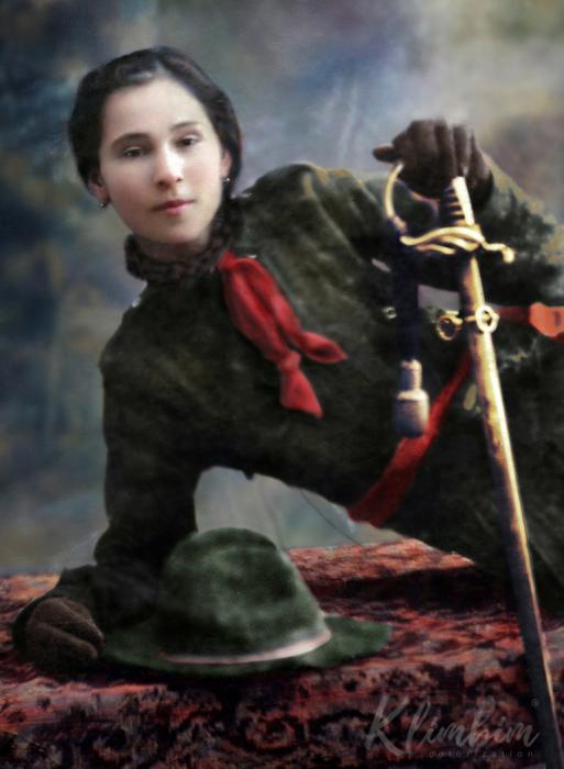Екатерина Теодорою. Автор: Ольга Ширнина.